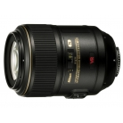 Nikkor AF-S 105 mm f/2.8 G ED-IF VR Micro (62 mm)