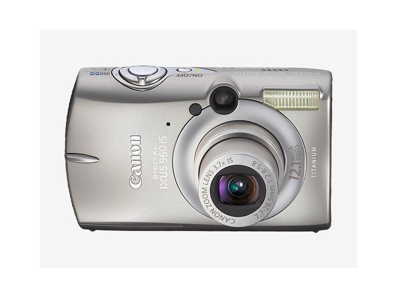 Canon digital ixus 960 Is Manuale