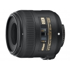 Nikkor AF-S 40 mm f/2.8 G ED Micro DX (52 mm)