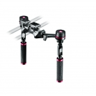 MVA518W Sympla Adjustable Handles with ball swivel joints