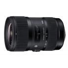 SIGMA (Canon) (A) 18-35 mm f/1.8 DC HSM objektív