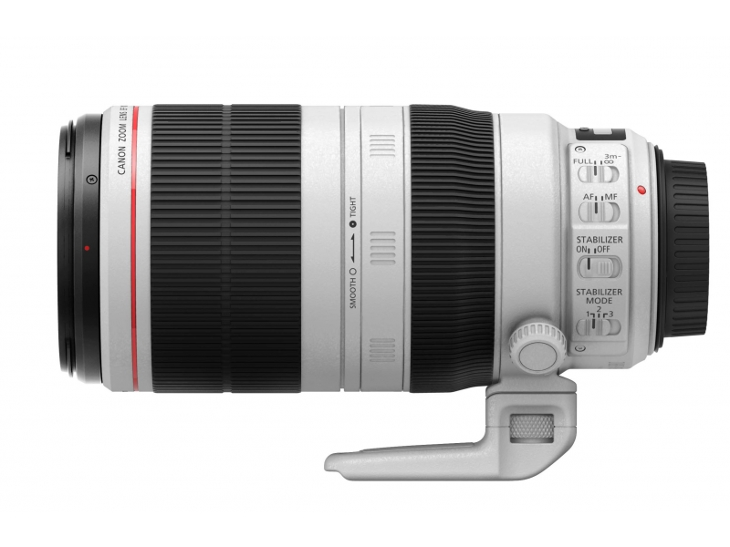 EF 100-400 mm f/4.5-5.6L IS USM II objektív