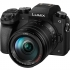 PANASONIC Lumix DMC-G7H fekete + 14-140 mm