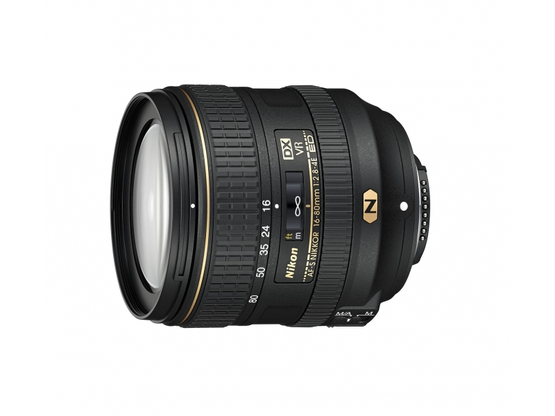 Nikkor AF-S 16-80 mm f/2.8-4E ED VR DX (72 mm)