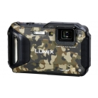 Lumix DMC-FT5-Z terepszínű