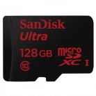 microSD-XC Ultra 128 GB Class 10 (R: 80 MB/s, Android)