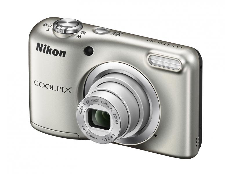 NIKON CoolPix A10 ezüst