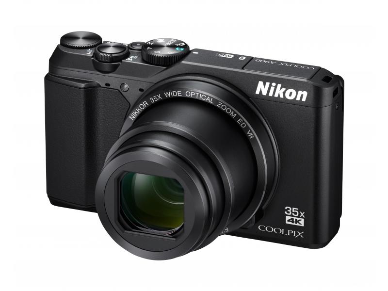 NIKON CoolPix A900 fekete