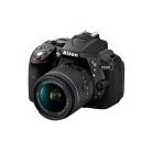 NIKON D5300 fekete (3 év) + 18-55 mm AF-P VR