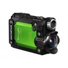 OLYMPUS TG-Tracker zöld