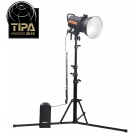 Indra 360 TTL Studio Light and Battery Pack Kit ( EU & UK )