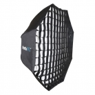 Pro Extra Large Octa Easy Up HD Umbrella Softbox with Grid (120cm)