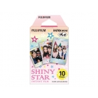 COLORFILM INSTAX MINI GLOSSY (10/PK) Shiny Star
