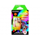COLORFILM INSTAX MINI GLOSSY (10/PK) rainbow