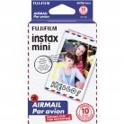 COLORFILM INSTAX MINI GLOSSY (10/PK) AirMail