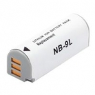 CAN NB-9L Li-ion akku (870 mAh)