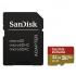 SANDISK microSD-HC Extreme Pro (R/W: 100/60 MB/s) 32 GB, UHS-3, A1, V30