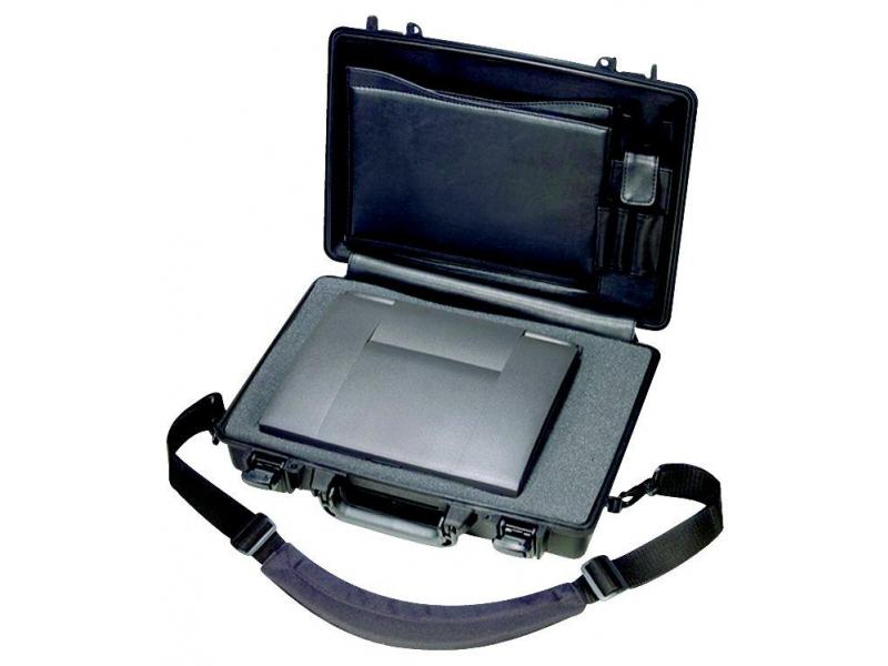 efa87a126ca8 Peli 1490 víz- és ütésálló táska szivacsbetét nélkül, fekete