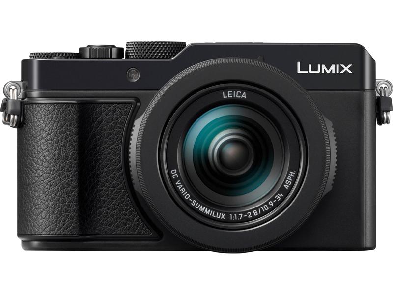 183089d8cb19 PANASONIC Lumix DC-LX100M2EP fekete