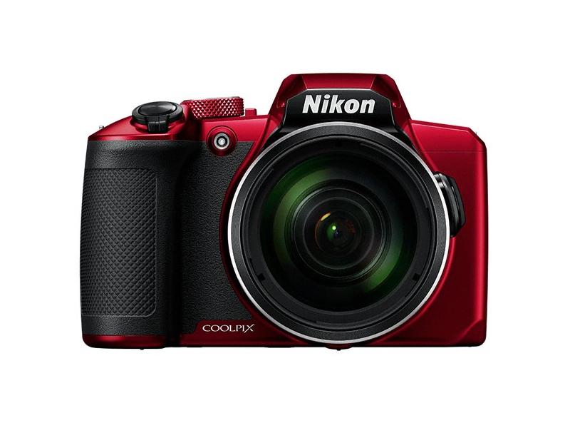 NIKON CoolPix B600 vörös