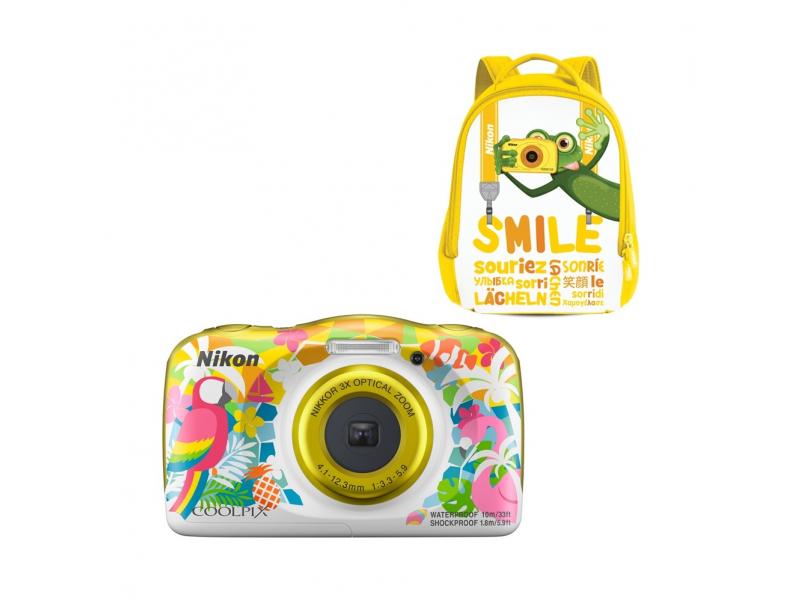 NIKON CoolPix W150 Hawaii (SMILE hátizsákkal) (1 év)