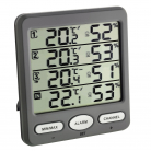 30.3054.10 Klima Monitor wireless thermo-hygrometer