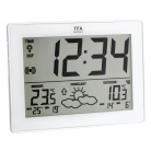 35.1125.02 IT Wireless Weather Station with Time in Large Format