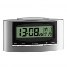 98.1071 Digital Radio-Controlled Alarm Clock with Temperature SOL