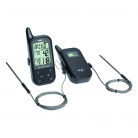 14.1511.01 Wireless BBQ Meat/Oven Thermometer KÜCHEN-CHEF TWIN