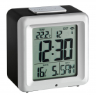 60.2503 radio controlled alarm clock with temprature