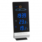 35.1093 Lumax radio weather station